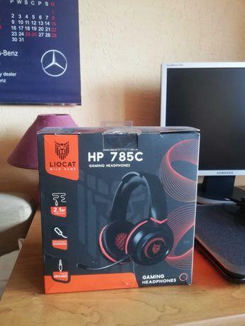 Słuchawki Liocat HP 785 C Gamingowe