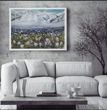 Obraz Tatry wiosną
