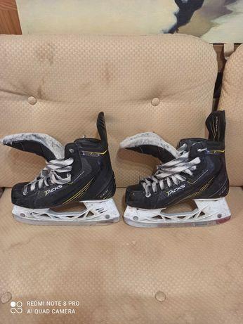 Коньки хоккейные детские CCM Tacks, Junior 4D