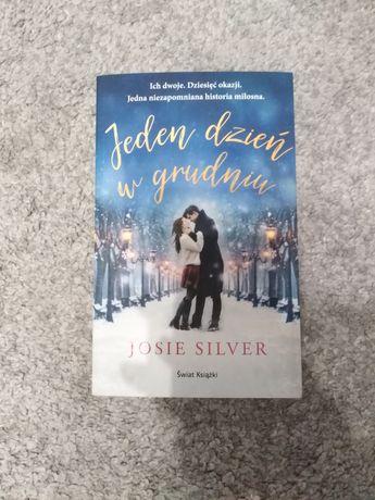 """""""Jeden dzień w grudniu"""" Josie Silver"""