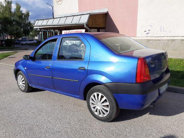 Dacia Logan 1.6 MPi, 2006r., 102 tys. km
