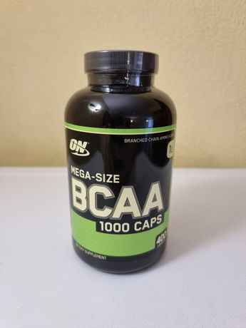 Optimum Nutrition BCAA 1000 Сaps 400 капсул