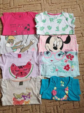 Ubranka dla dziewczynki, r.104-110