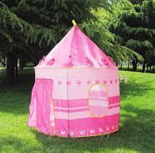 Детская игровая палатка Замок ,для дома, природы, Вашего ребенка и игр