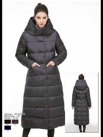 ТЕРМИНОВО! Шикарний зимний пуховик пальто от Veralba!