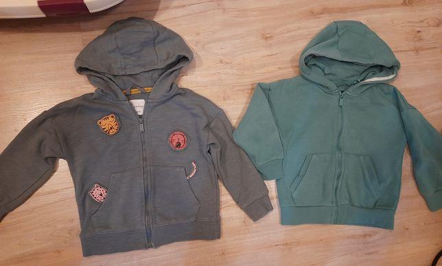 Bluza dla chłopca 2szt Reserved 98 stan idealny