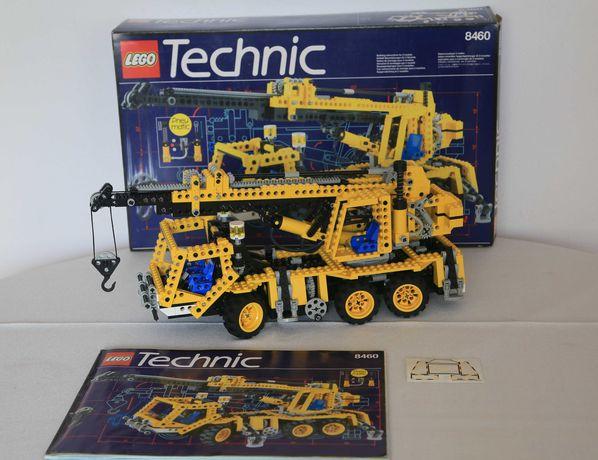 Lego Technic 8460 Pneumatic Crane Truck / Mobile Crane