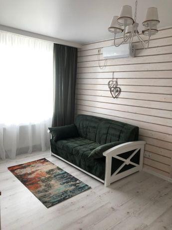 Продам 1 комнатную квартиру с современным ремонтом. Буча - 38000 дол.