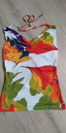 Bluzka Solar dekolt, piękna