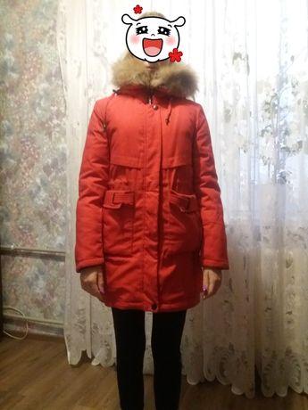 Куртка зимняя. 1000 рублей