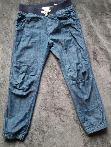 Spodnie jeans dla dziewczynki H&M