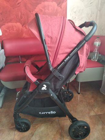 Прогулочная коляска Carrello Eclipse (Карелло Эклипс) - без поломок.