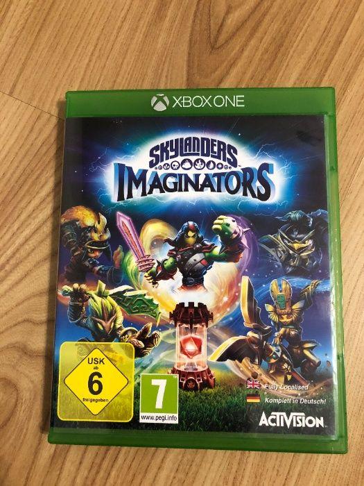 Skylanders Imaginators Xbox One plus trzy figurki oraz portal Bytów - image 1