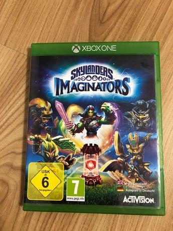Skylanders Imaginators Xbox One plus trzy figurki oraz portal