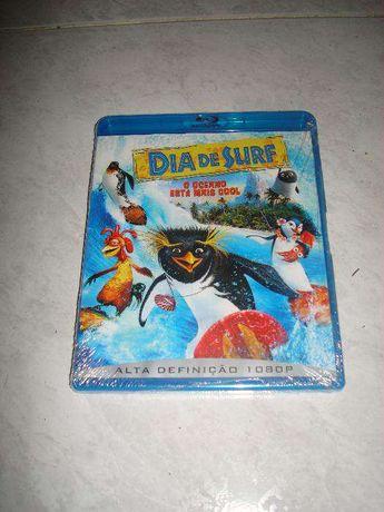 Filme Dia de Surf em Blu-Ray novo