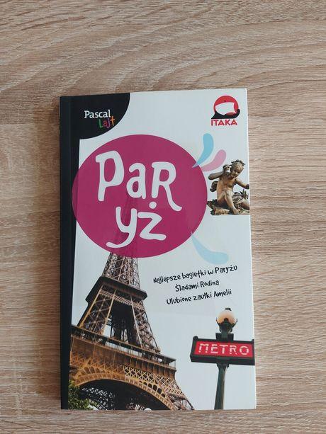 Pascal Lajt Paryż Paris mini przewodnik itaka podróże francja
