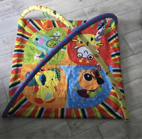 Ігровий коврик розвиваючий Ліндо