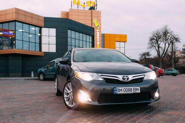 Прокат авто Киев. Аренда авто без водителя.Toyota Camry от 35$