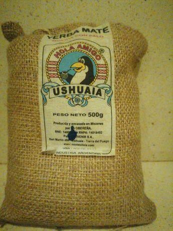 Chá da Argentina ushuaia