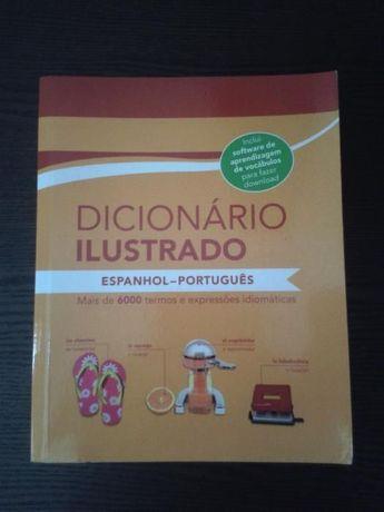 Dicionário Espanhol-Português - Novo