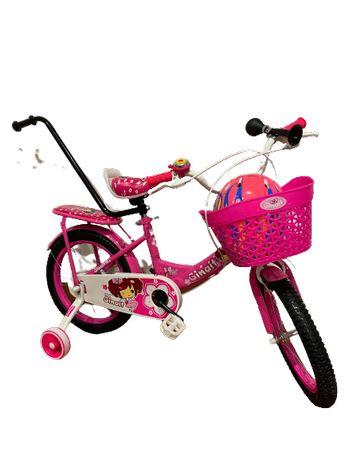 Rower dziecięcy HAPPY BAYBY Happy Baby 16 cali 16 PROWADNIK , KASK