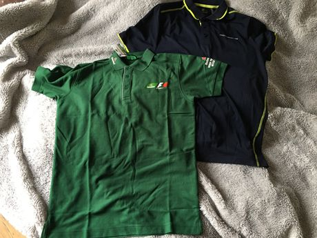 Sprzedam koszulkę Porsche i Heineken Formula 1