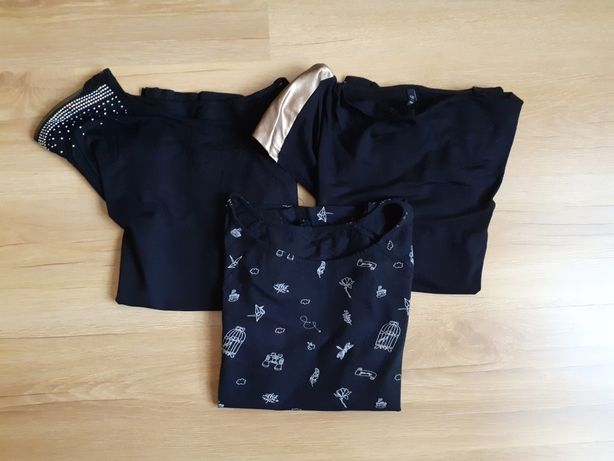 Bluzka elegancka preety girl Sinsay M/L
