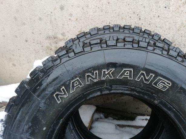 Sprzedam 2 opony terenowe NANKANG NK 4x4 WD M/T 235/85/r16