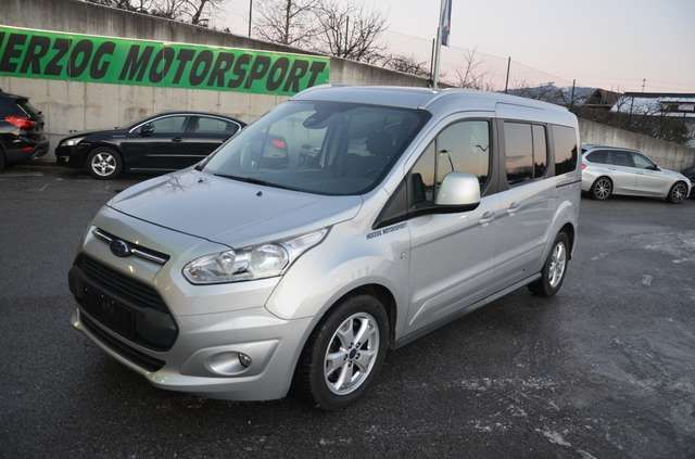 Ford Tourneo Connect 2016 года