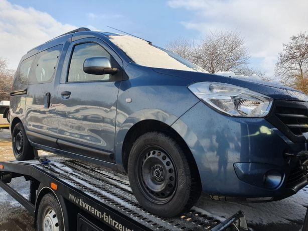 Dacia dokker 1.2 tce 2013 Klima