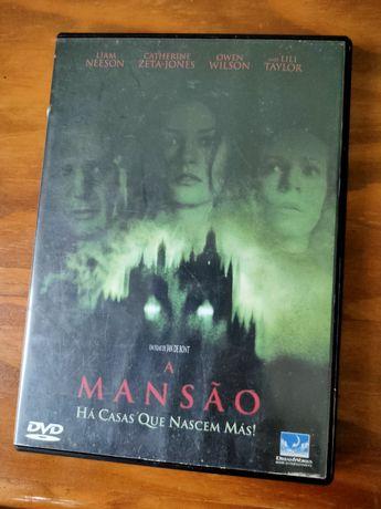 DVD A Mansão