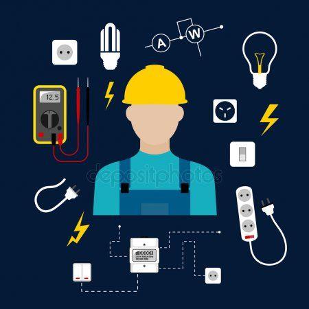 Услуги электрика и ремонтно-строительные работы