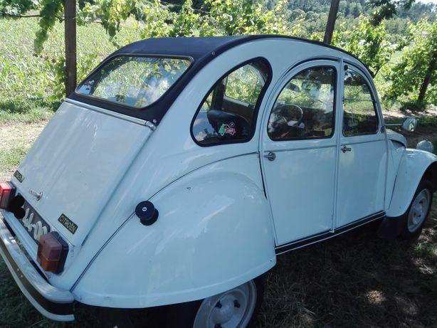 Citroën 2cv clássico
