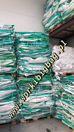 Worki Big Bag Bagi 91/90/171 BigBag BigBagi 500kg 750kg 1000kg Zboże
