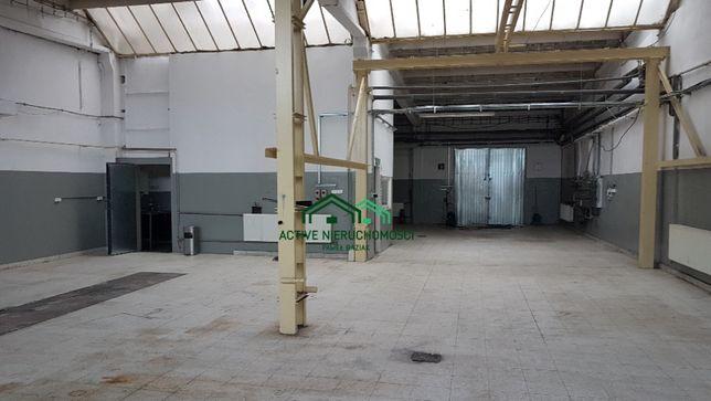 Hala produkcyjna, magazyn + biura, 389m2, 12000zł, Podgórze, Rybitwy