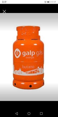 Entrega de gas zona de Lisboa