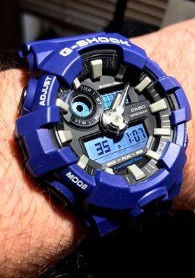 CASIO G-Shock GA-700-2AER o