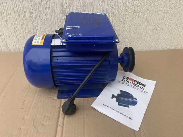 Электродвигатель, 2.2 kВт. електромотор