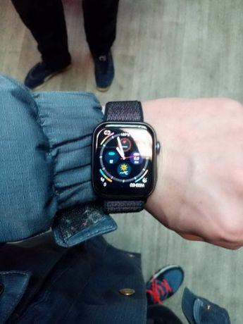 2021! Лучше apple! Часы-Смарт IWO FK88 (Android IOS)
