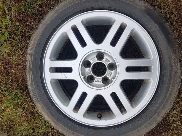 "Audi Seat Skoda VW Subaru 5x100 16"""