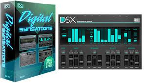 UVI Digital Synsations - 4 kultowe syntezatory wirtualne VST