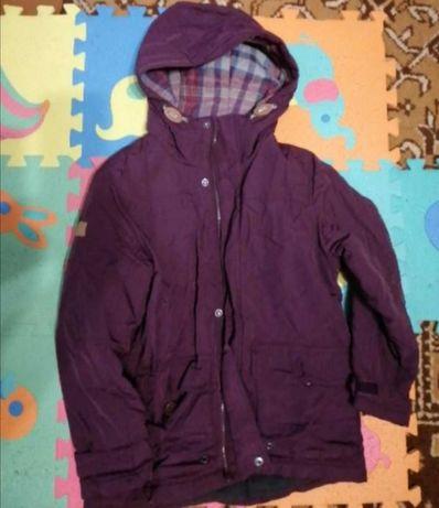 Демі куртка для хлопчика від Next