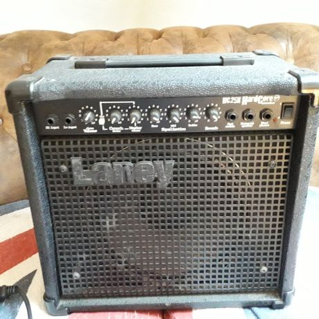 Amplificador de guitarra Laney mod: Hardcore Combo HC25R