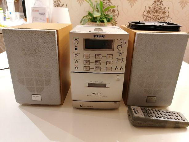 Wieża Radio Sony PMC-D40L