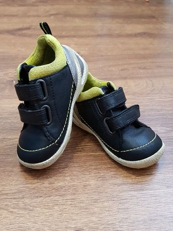 Кроссовки, макасины на мальчика Ecco 21й размер.