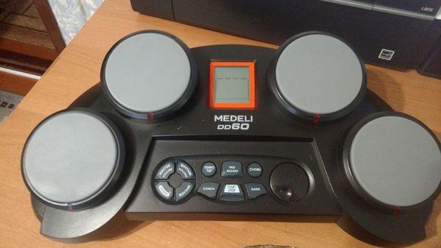 Портативний блок цифрових барабанів Medeli DD60