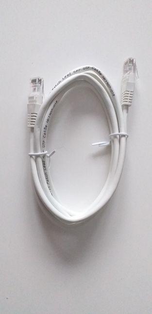 Kabel sieciowy LAN Ethernet 1.5 m.