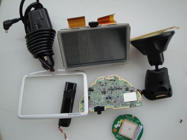 Reparo GPS Tomtom GO, One, XL e XXL, Vias, Start, etc...