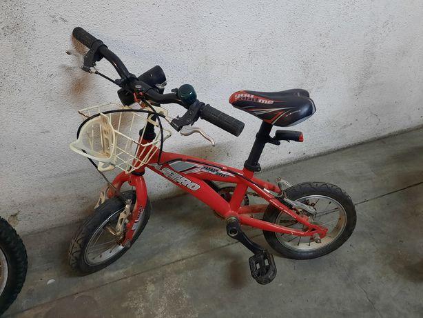 Bicicleta de criança Astro