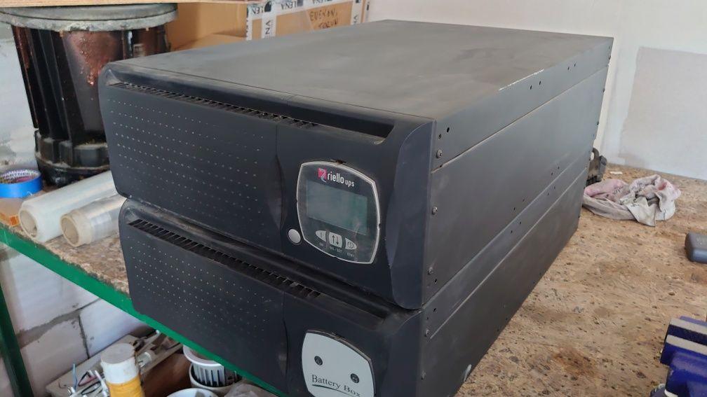 UPS SDL 6000 riello A4